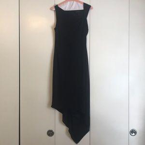 Black classic formal dress 10